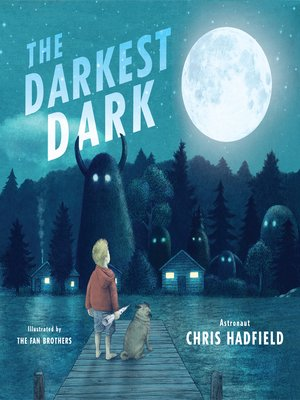 cover image of The Darkest Dark