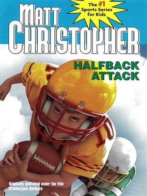 cover image of Halfback Attack