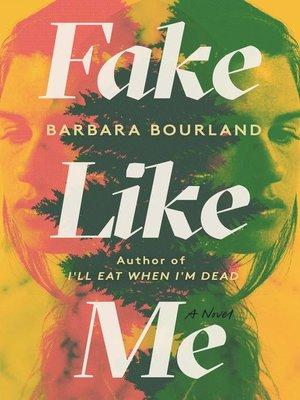 Fake Like Me Book Cover