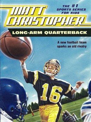 cover image of Long Arm Quarterback