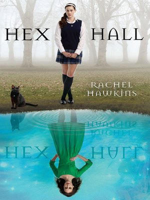 cover image of Hex Hall