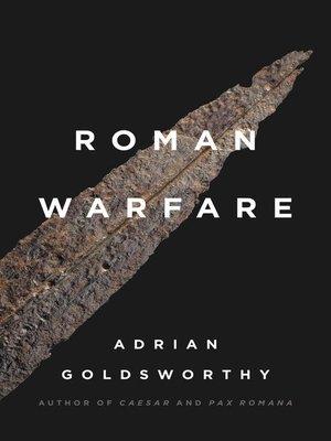 cover image of Roman Warfare