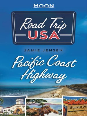 cover image of Road Trip USA Pacific Coast Highway