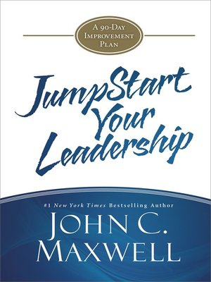 cover image of JumpStart Your Leadership