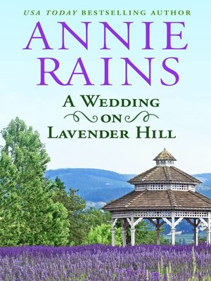cover image of A Wedding on Lavender Hill