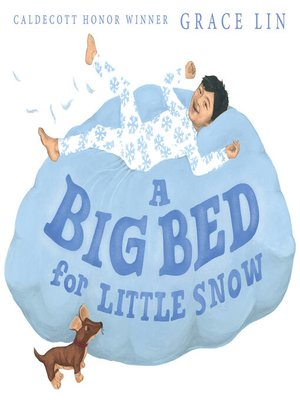 cover image of A Big Bed for Little Snow