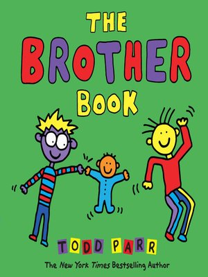 cover image of The Brother Book