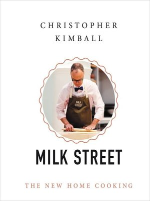 cover image of Christopher Kimball's Milk Street