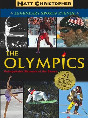 cover image of The Olympics