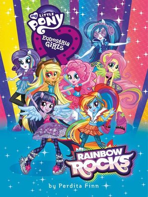 cover image of Rainbow Rocks