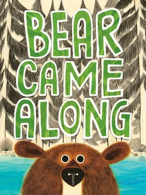 cover image of Bear Came Along
