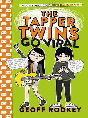 cover image of The Tapper Twins Go Viral