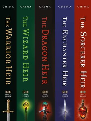 cover image of The Warrior Heir ; The Wizard Heir ; The Dragon Heir ; The Enchanter Heir ; The Sorcerer Heir