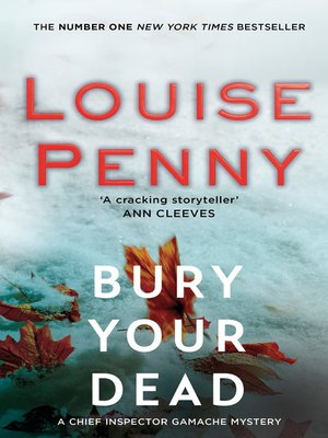 cover image of Bury Your Dead