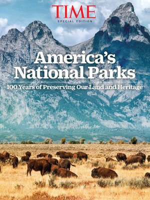 cover image of Our National Parks at 100