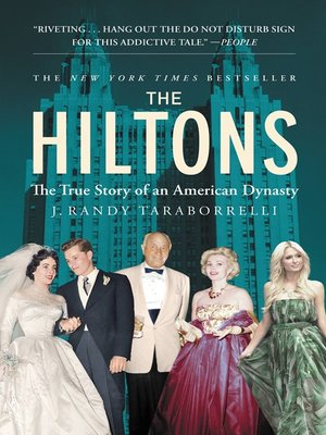 cover image of The Hiltons