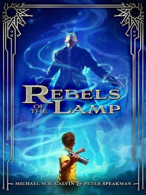 cover image of Rebels of the Lamp Series, Book 1