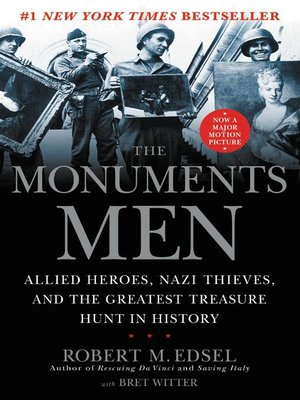 cover image of The Monuments Men