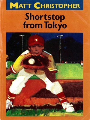 cover image of Shortstop from Tokyo