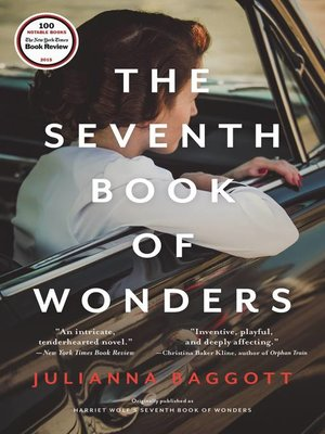 cover image of Harriet Wolf's Seventh Book of Wonders