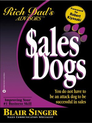 cover image of Rich Dad's Advisors®: SalesDogs®