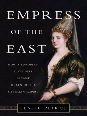 cover image of Empress of the East
