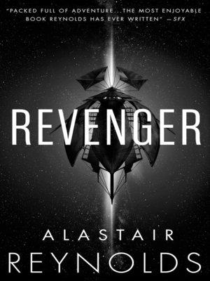 cover image of Revenger