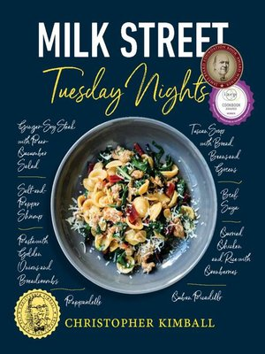 cover image of Milk Street--Tuesday Nights