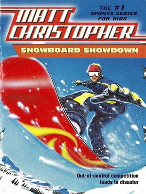 cover image of Snowboard Showdown