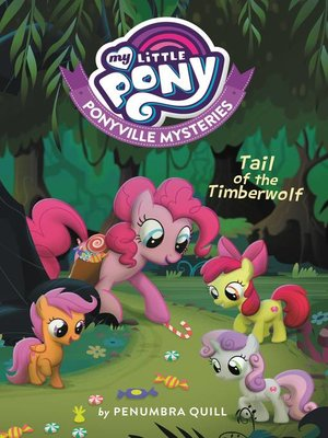 cover image of Tail of the Timberwolf