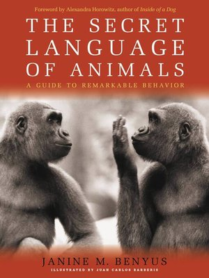 cover image of The Secret Language of Animals