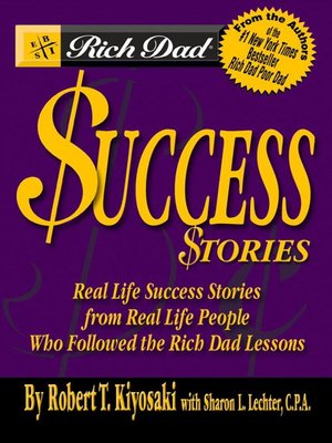 cover image of Rich Dad's Advisors®: Success Stories