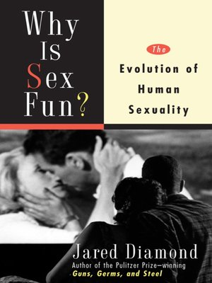 cover image of Why Is Sex Fun?
