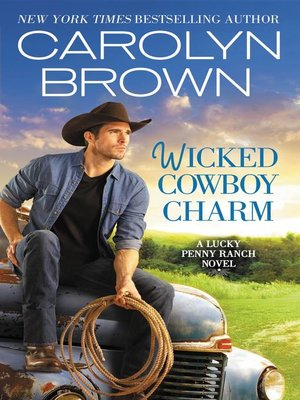 cover image of Wicked Cowboy Charm