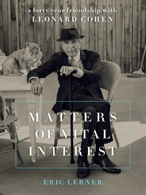 cover image of Matters of Vital Interest