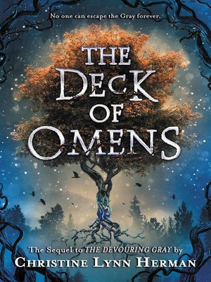 cover image of The Deck of Omens