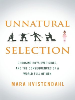 cover image of Unnatural Selection