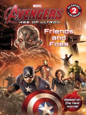 cover image of Friends and Foes