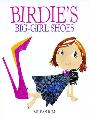 cover image of Birdie's Big-Girl Shoes