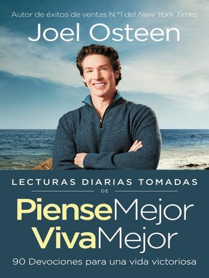 cover image of Lecturas diarias tomadas de Piense mejor, viva mejor