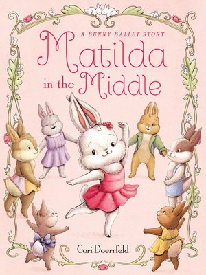 cover image of Matilda in the Middle