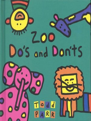 cover image of Zoo Do's and Don'ts
