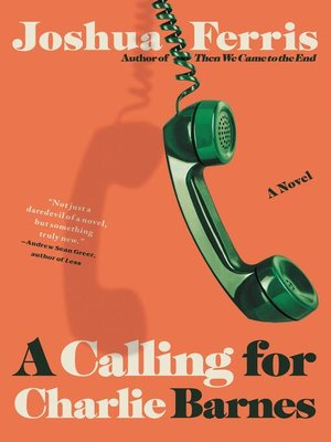 cover image of A Calling for Charlie Barnes