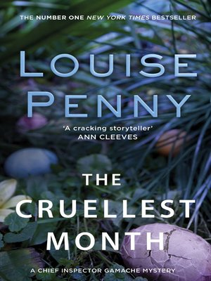 cover image of The Cruellest Month
