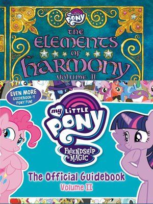 cover image of The Elements of Harmony, Volume 2