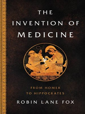 cover image of The Invention of Medicine