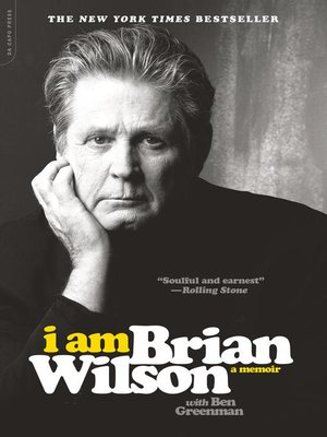 cover image of I Am Brian Wilson