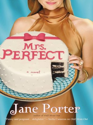 cover image of Mrs. Perfect