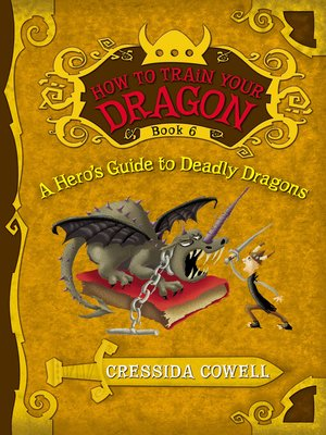 cover image of A Hero's Guide to Deadly Dragons