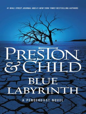 cover image of Blue Labyrinth